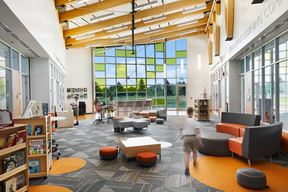 Strathcona Tweedsmuir Schoolby Fielding Nair International