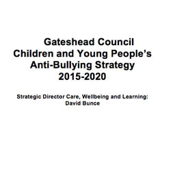 Children and Young People's Anti-Bullying Strategy 2015-2020