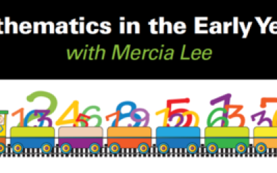 Mathematics in the Early Years –  with Mercia Lee