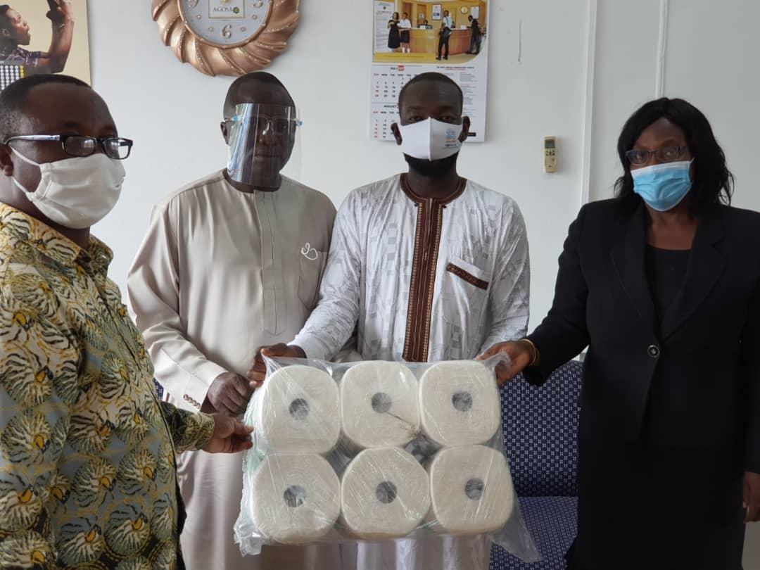 Afro Arab Group Boss Extends Philanthropic efforts to Accra Girls Senior High School 2