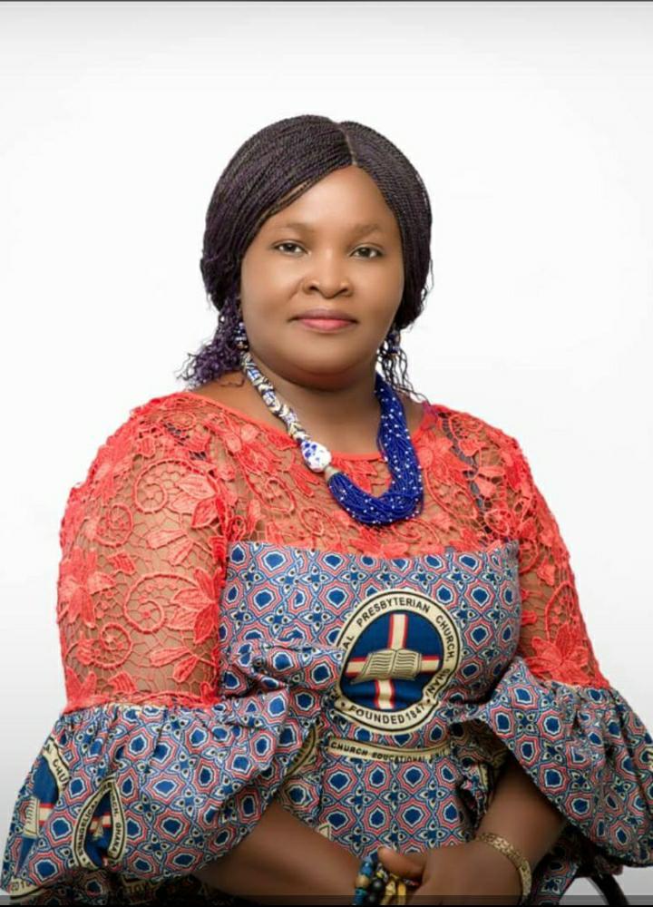 Reading: Mrs Marian Jemima Akua Adzroe