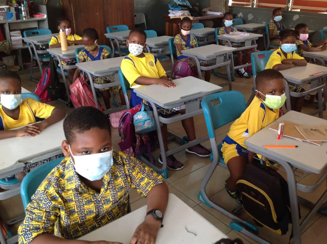 Inside St. Martin de Porres School; How COVID-19 Protocols are being observed 2