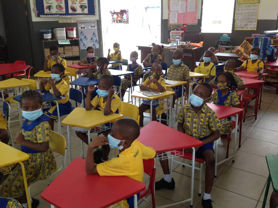 Inside St. Martin de Porres School; How COVID-19 Protocols are being observed 4