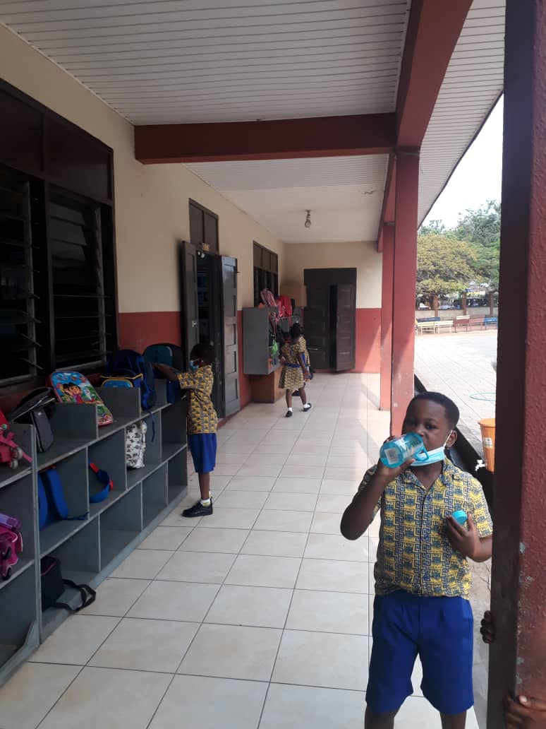 Inside St. Martin de Porres School; How COVID-19 Protocols are being observed 6