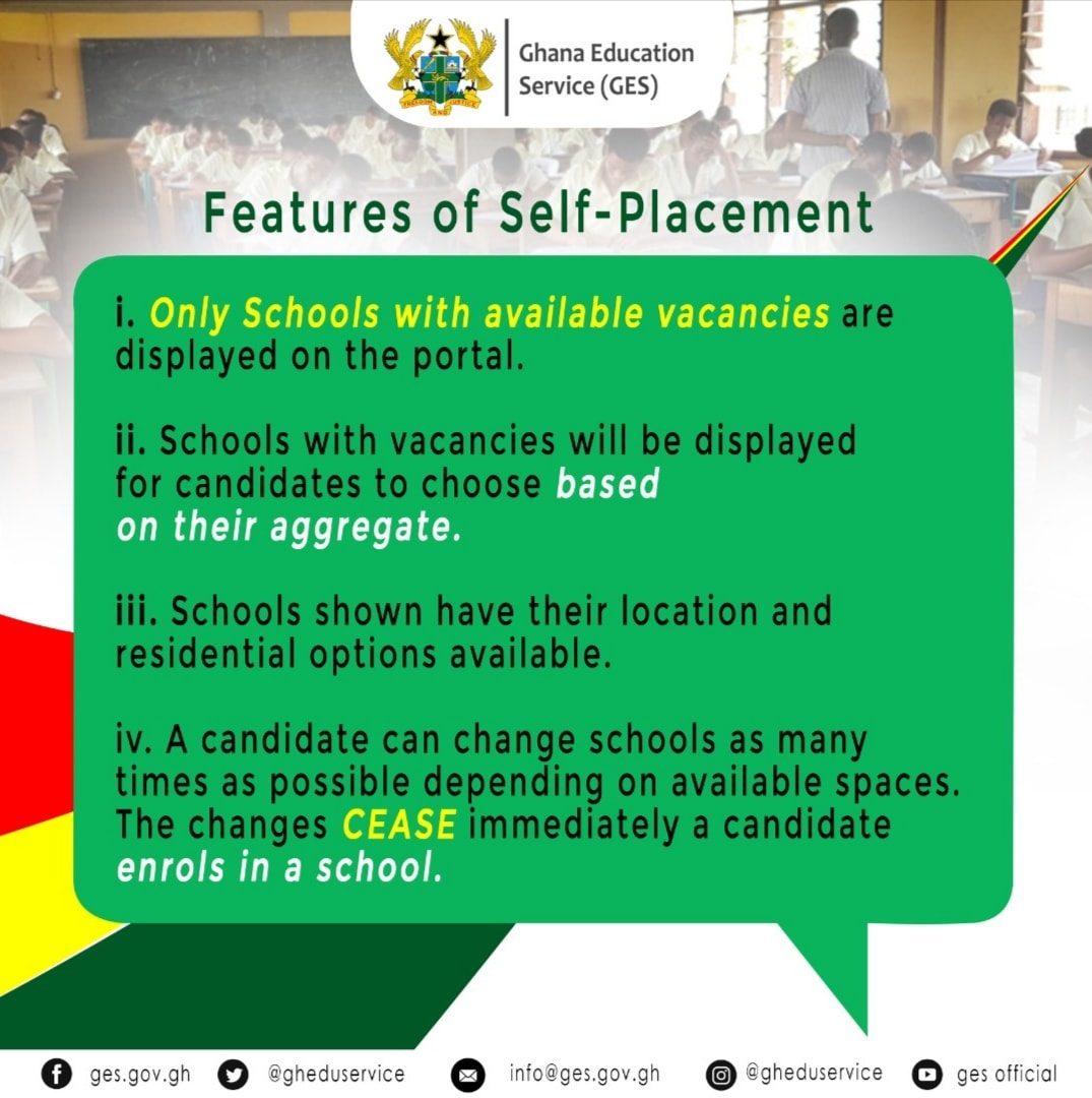 Facts about 2021 SHS Placement that you should know 4