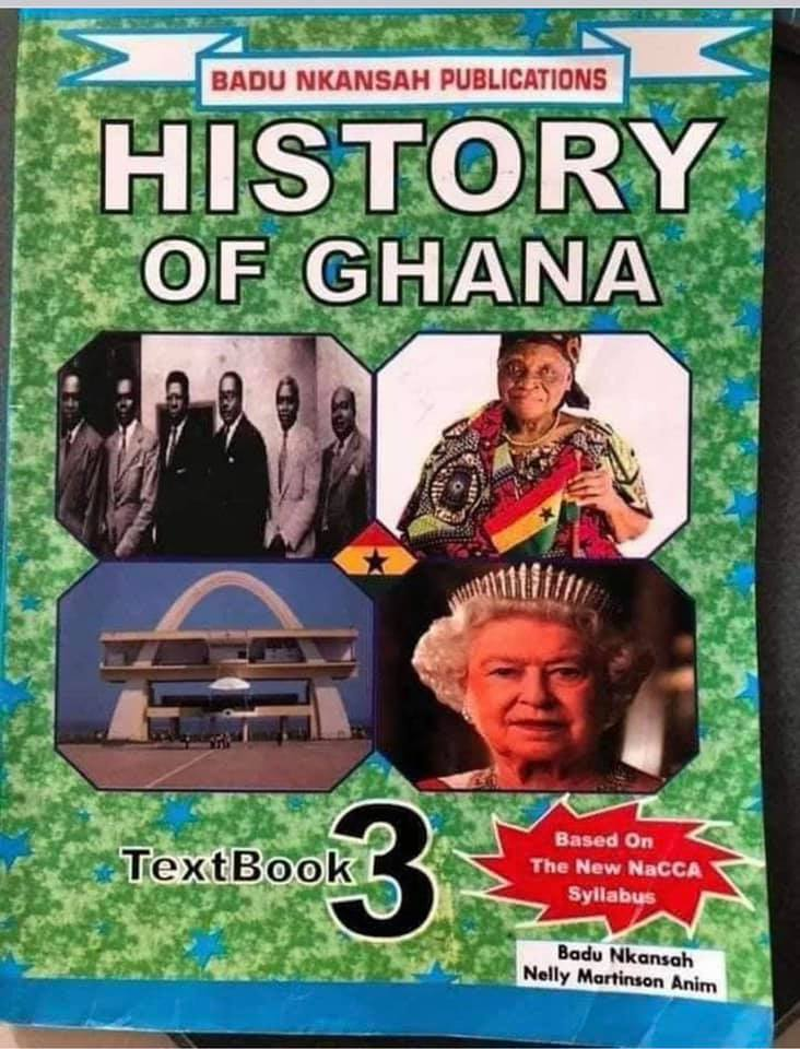NaCCA approved books under attack for alleged bigoted publications against Ewe Ethnic Group 3