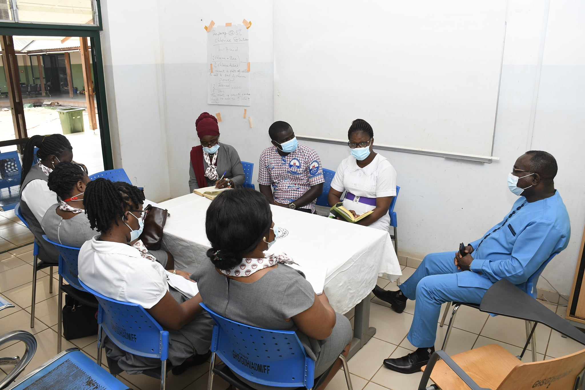 Satellite Campuses for Nurses and Midwives to be established at Yendi, Gushegu 4