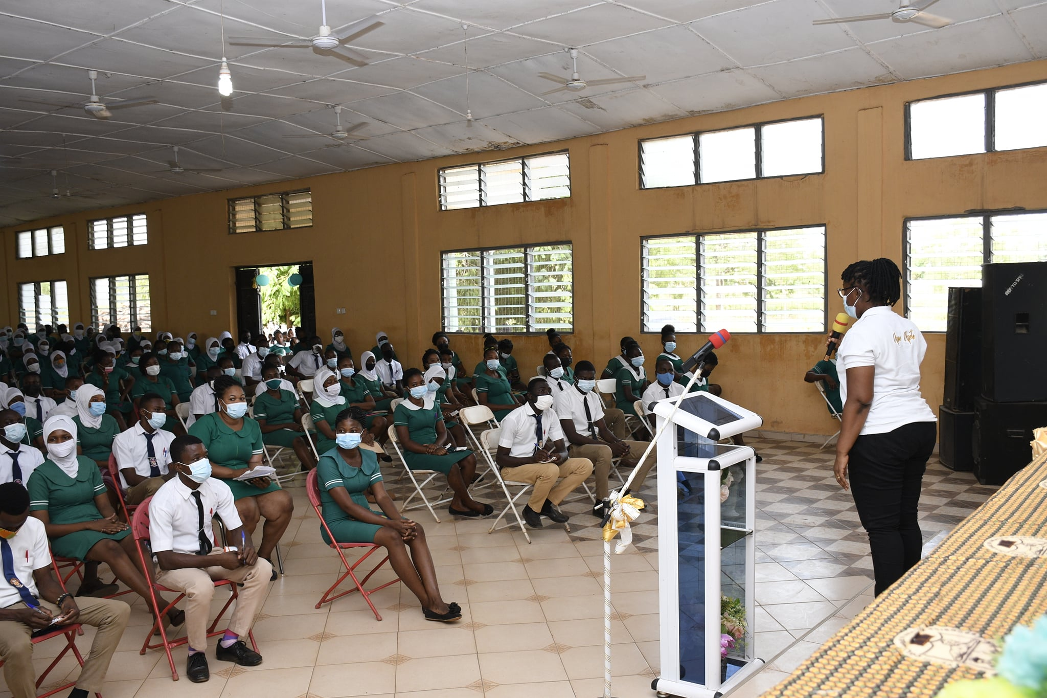 Satellite Campuses for Nurses and Midwives to be established at Yendi, Gushegu