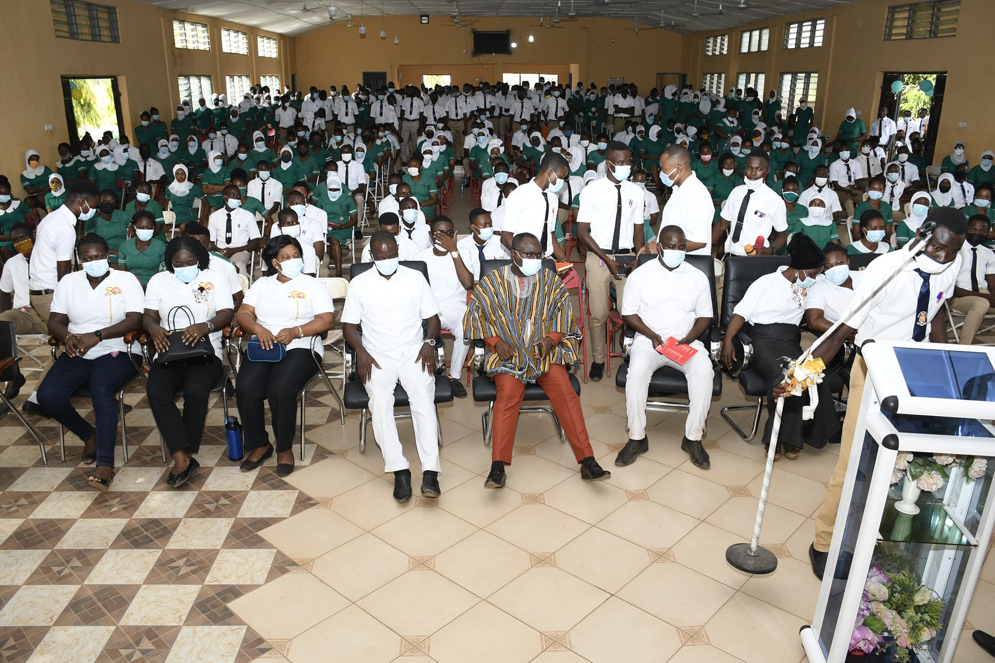 Satellite Campuses for Nurses and Midwives to be established at Yendi, Gushegu 1