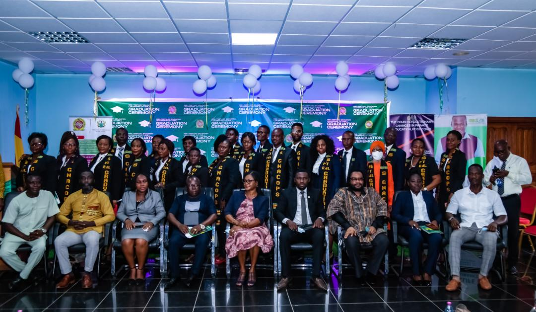 First Batch of Private School Managers graduate from GNACOPS School of Leadership 4