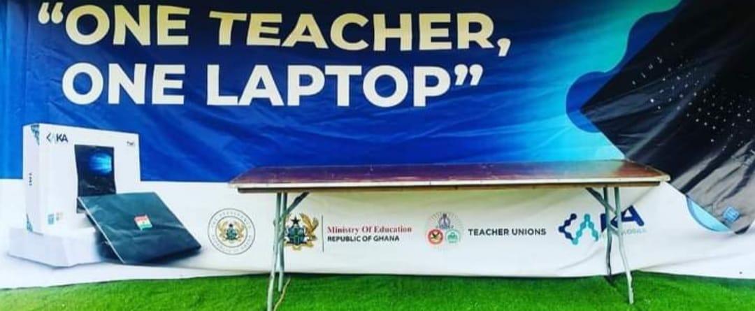 TM1 Laptop for Public School Teachers