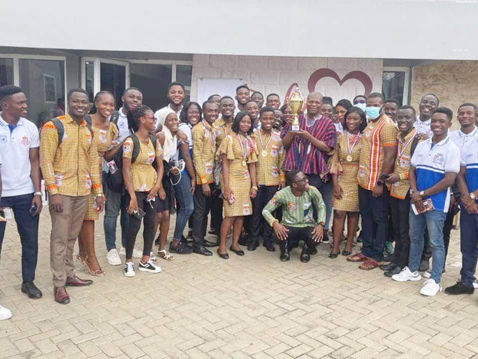 JUST IN: UCC wins 3rd Edition of Tertiary Business Sense Challenge | 2