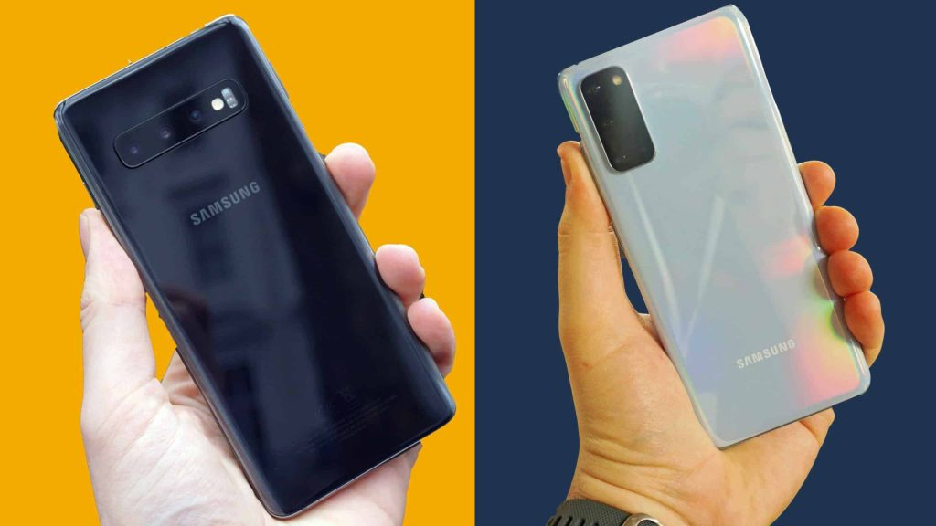 Samsung s10 to buy a New Samsung s20