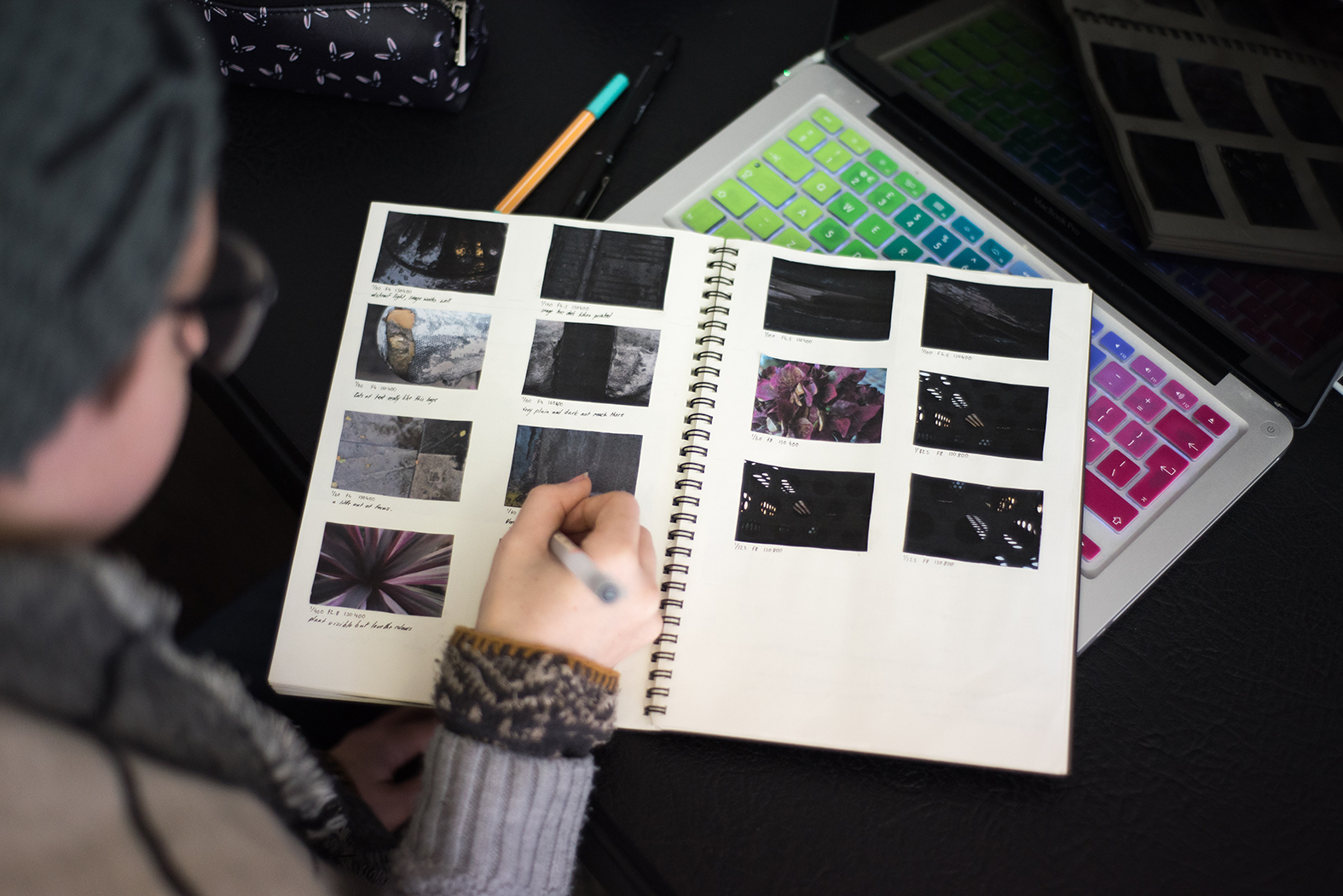 Student-with-Sketchbook