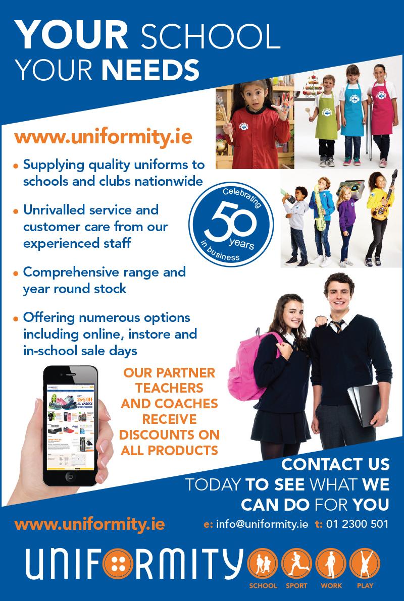 Uniformity 31-1