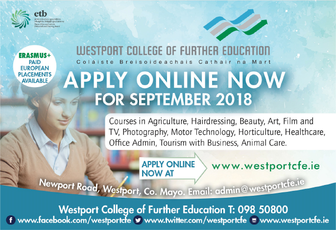 Wesport College RG18.indd
