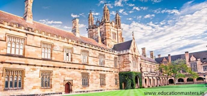 3. University of Sydne