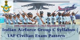 IAF-group-c-syllabus
