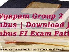 MP-Vyapam-group-2-syllabus