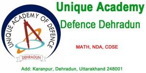 Unique academy defence Dehradun