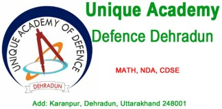Unique academy defence Dehradun