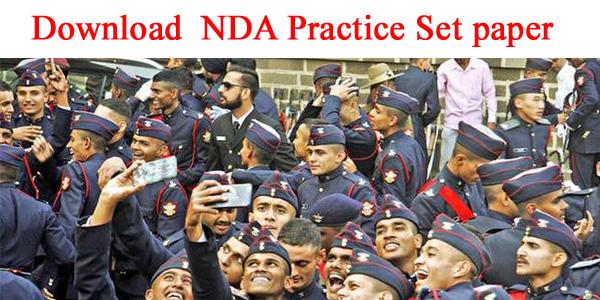 nda practice papers