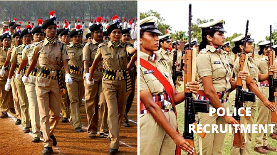 Police recruitment 2020