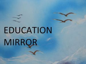 education-mirror