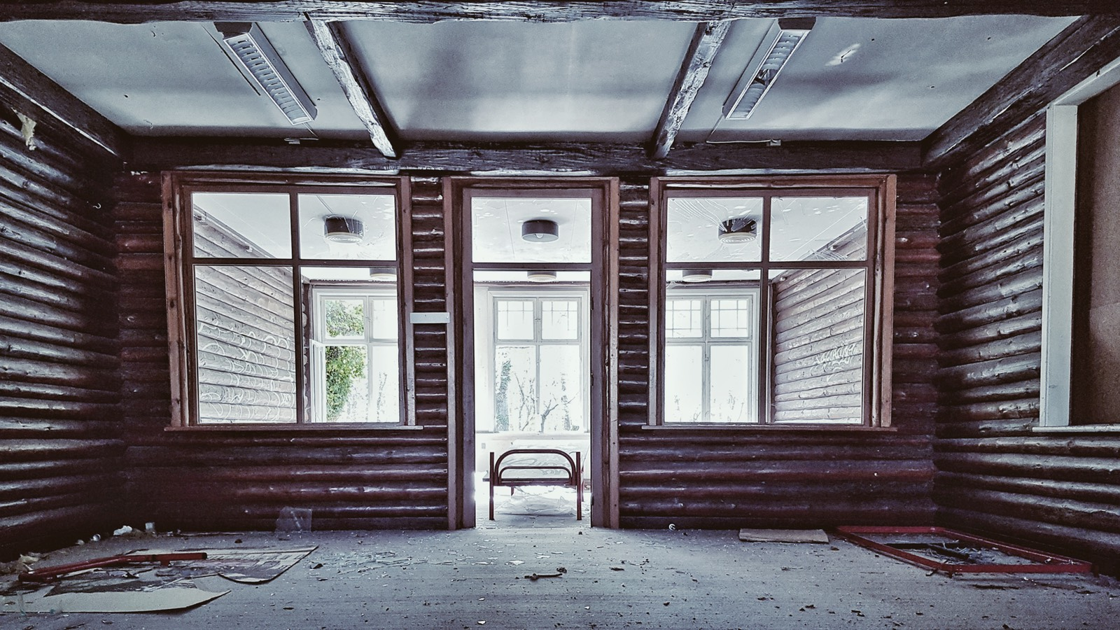 Het hotel | Urbex for tonight