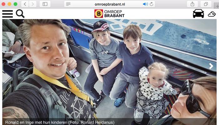 Omroep Brabant | 30/05/2018