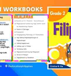 Grade 2 Filipino Workbook - Education PH [ 720 x 1280 Pixel ]