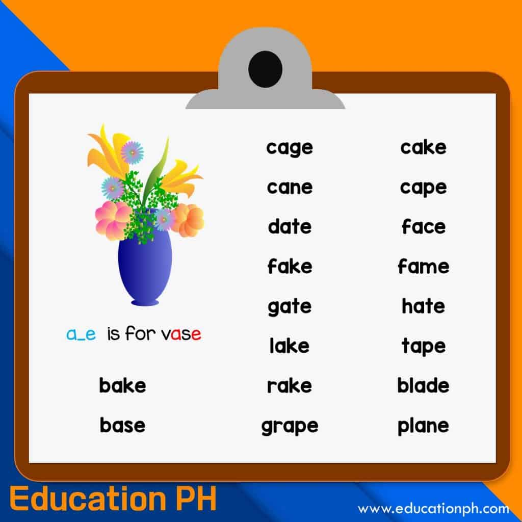 Grade 1 Worksheets Long Vowels