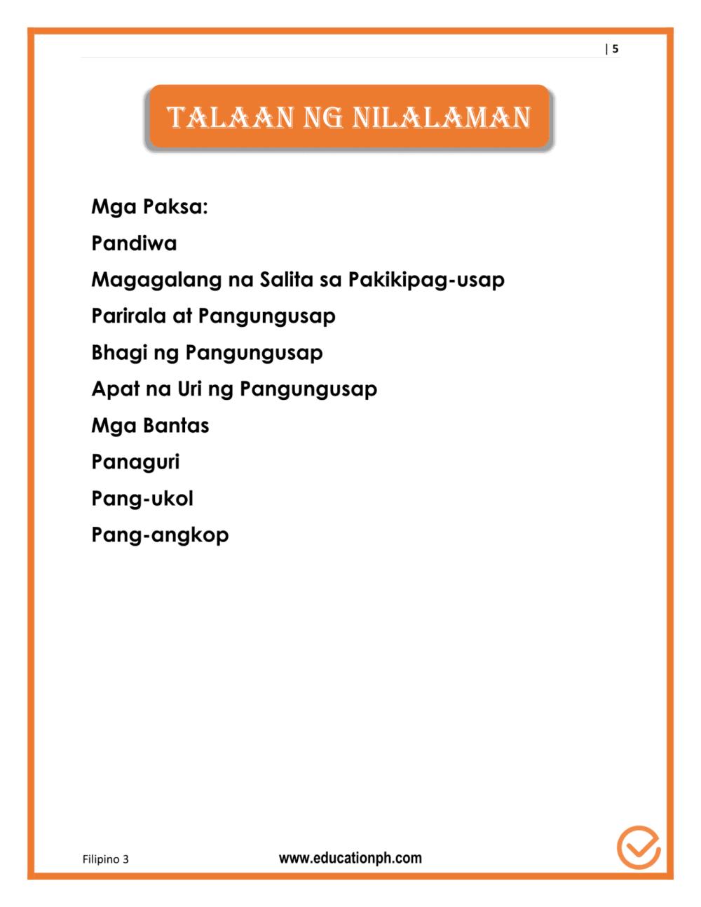 medium resolution of Apat Na Uri Ng Pangngalan Worksheet   Printable Worksheets and Activities  for Teachers