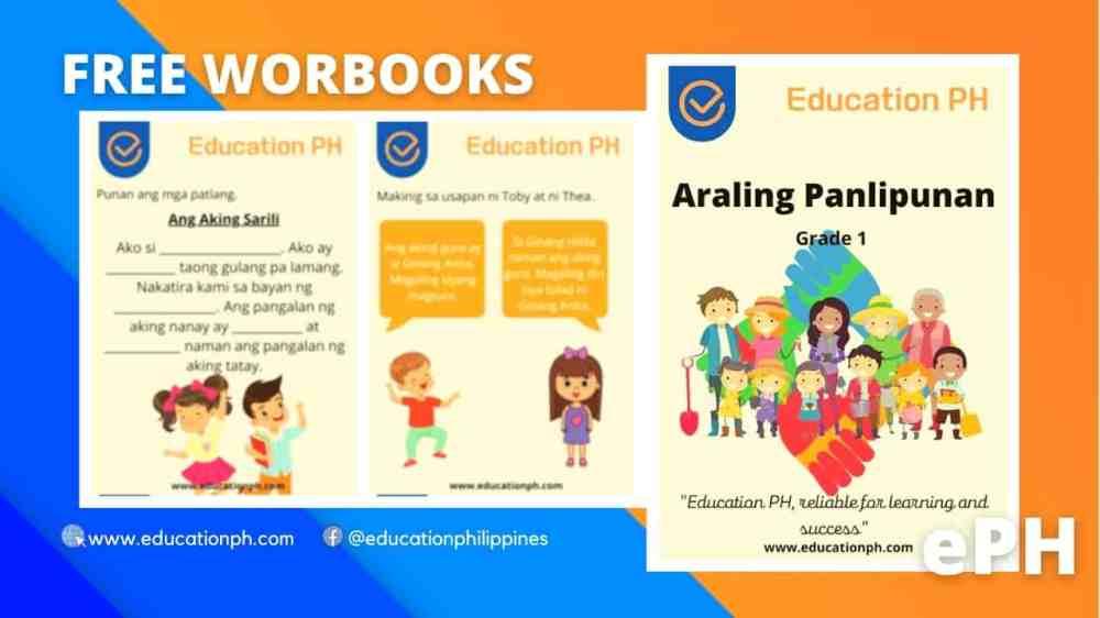 medium resolution of Araling Panlipunan 1 - Education PH