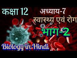 मानव स्वास्थ्य तथा रोग भाग 2