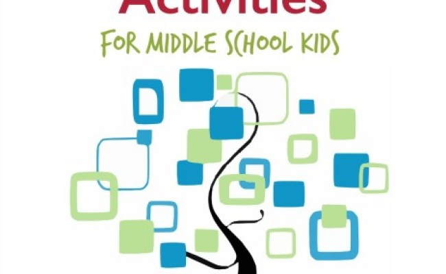 6 Family History Activities For Middle School Kids