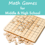 Math Games For Middle School High School