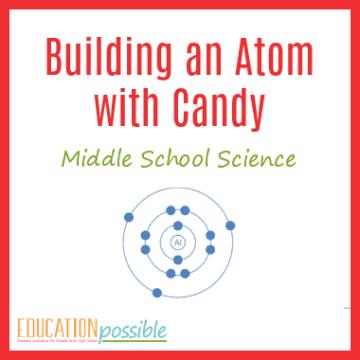 Build An Atom Worksheet Middle School Science