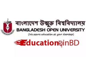 উন্মুক্ত বিশ্ববিদ্যালয়ের বিএ এবং বিএসএস পরীক্ষার সময়সূচী Bangladesh Open University HSC Admission Circular 2019 বাংলাদেশ উন্মুক্ত বিশ্ববিদ্যালয়ের এসএসসি প্রোগামে ভর্তি বিজ্ঞপ্তি 2019