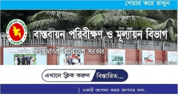 IMED job circular – www.imed.gov.bd