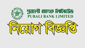 Pubali Bank Job Circular