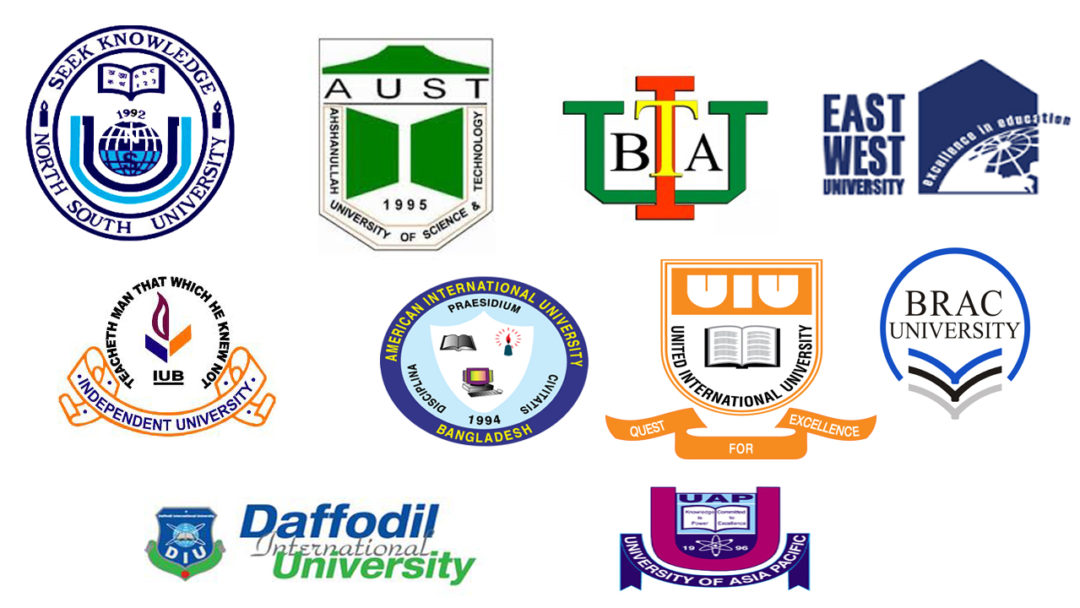 List of Private university in Bangladesh which UGC approved
