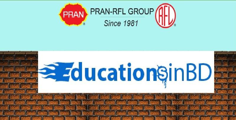 PRAN-RFL Group Job Circular 2018 -www.pranrflgroup.com