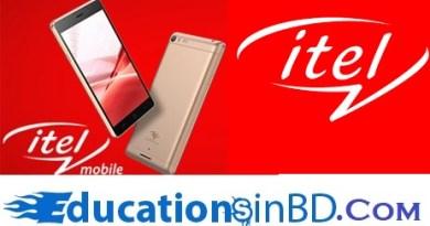 Itel Mobile Customer Service Center Showroom List in BD