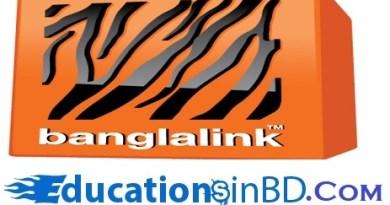 Banglalink Customer Care Service Center number