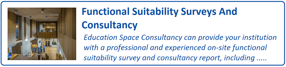 Functional Suitability Surveys and Consultancy