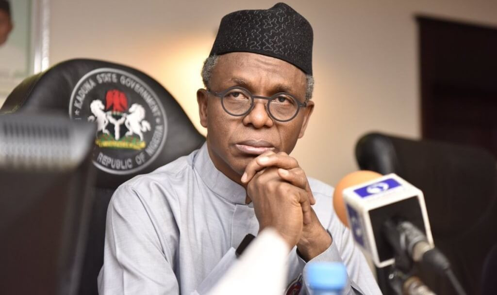 Coronavirus: El-Rufai extends Kaduna lockdown by 30 days