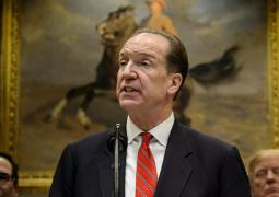 World Bank appoints David Malpass as 13th president