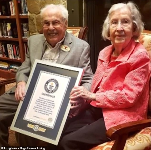 World's oldest couple at 105, 106 years, celebrates 80th wedding anniversary