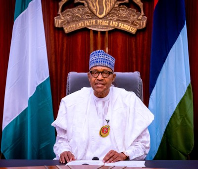 Full text of President Buhari's New Year broadcast